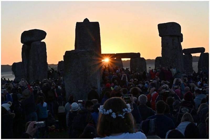 Ancient Solstice Celebrations at Stonehenge Get Tech Twist as Sunrise Streamed Live amid Covid-19
