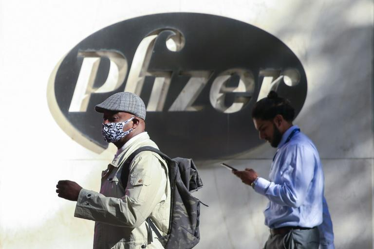 American pharmaceutical giant Pfizer and its German partner BioNTech announced Monday that their vaccine had proven 90 percent effective in preventing Covid-19 infections