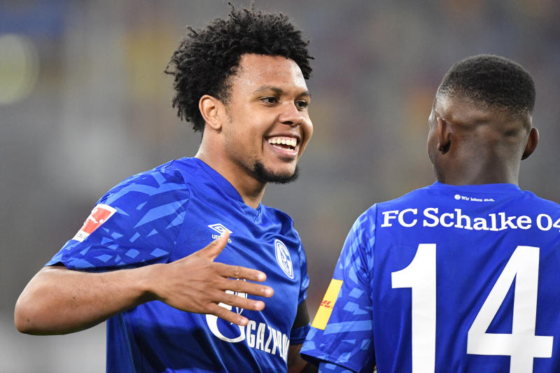 Juventus sign McKennie from Schalke on an initial loan