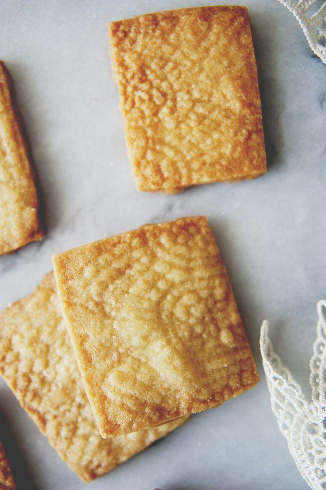 """<p>Corn flour adds a nutty flavor that'll make you polish off a whole plate in one sitting.</p><p><span class=""""redactor-invisible-space""""><em><a href=""""http://www.thekitchykitchen.com/?recipes=/irish-shortbread/"""" rel=""""nofollow noopener"""" target=""""_blank"""" data-ylk=""""slk:Get the recipe from The Kitchy Kitchen »"""" class=""""link rapid-noclick-resp"""">Get the recipe from The Kitchy Kitchen »</a></em></span></p>"""