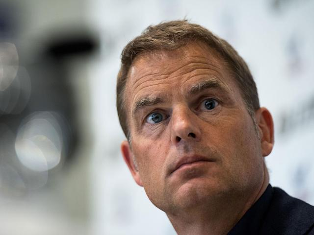 Frank de Boer on Jose Mourinho, Crystal Palace, being stabbed in the back and starting again
