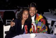 """<p>Will and Sheree were married from 1992 to 1995, and <a href=""""https://www.huffingtonpost.com/2014/11/18/will-smith-ex-wife_n_6179560.html"""" rel=""""nofollow noopener"""" target=""""_blank"""" data-ylk=""""slk:they share a son"""" class=""""link rapid-noclick-resp"""">they share a son</a>, Trey. Will, of course, went on to marry Jada Pinkett Smith, while Sheree has since married and divorced San Diego Charger Terrell Fletcher.</p>"""