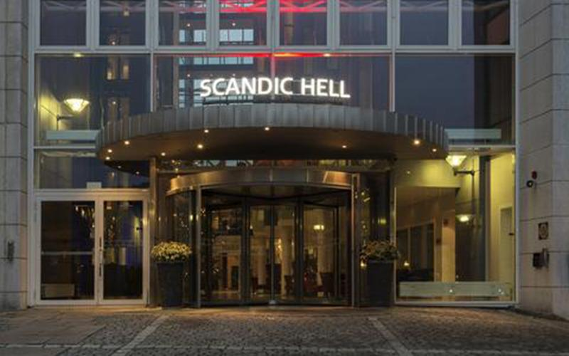 Hell may be a town in Norway where this hotel is located but it doesn't exactly sound appealing.