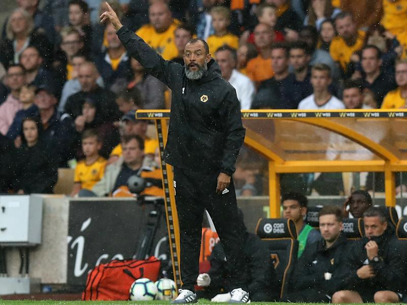 Nuno Espirito Santo has signed a new contract at WolvesGetty
