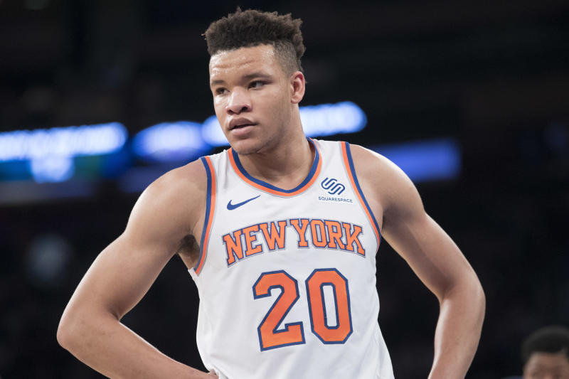 new styles a80e0 e6552 NBA: New York Knicks 2018-19 season preview