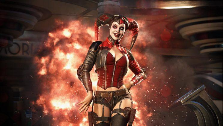 Harley Quinn returns in Injustice 2