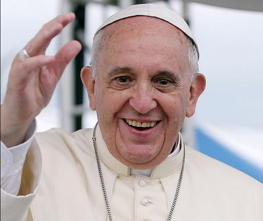 Pope Francis and Global Warming