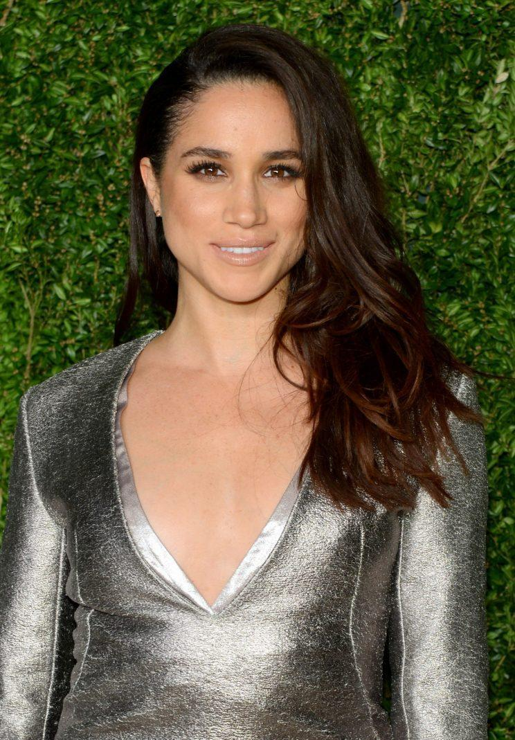 <i>Meghan Markle has spoken out against the whitewashing of biracial women in Hollywood [Photo: Getty]</i>
