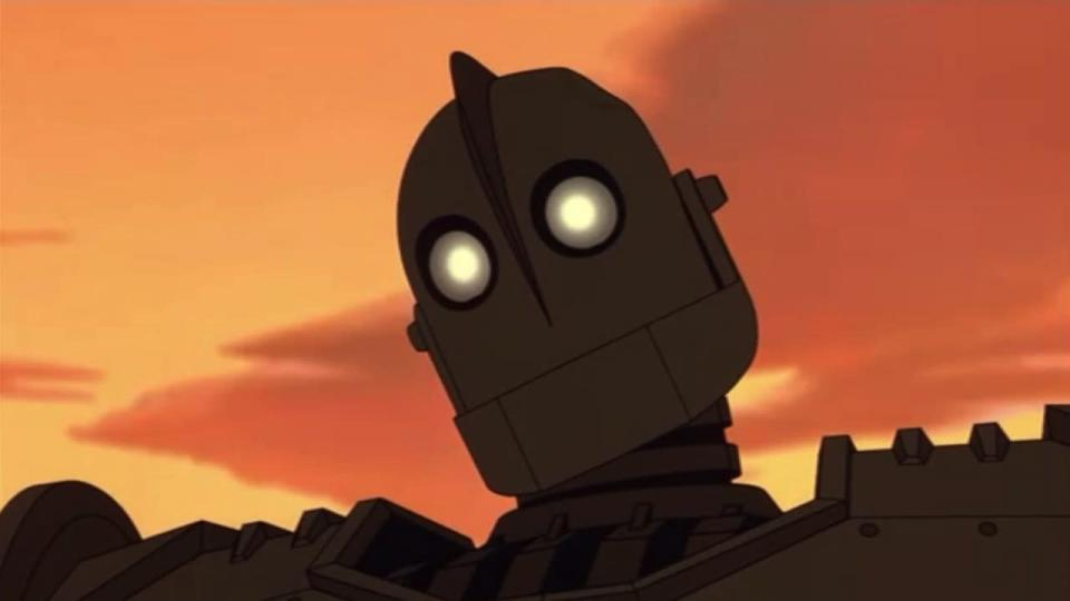<p> <strong>The movie: </strong>Adapted from Ted Hughes' story, a giant alien robot crashes near a small town in Rockwell, Maine, in 1957. Nine-year-old Hogarth discovers the robot, and soon forms an unlikely friendship with this iron giant. When the robot becomes the target of a persistent government agent who is determined to destroy the robot at any cost, Hogarth and beatnik Dean undertake an epic quest to save the misunderstood machine. </p> <p> <strong>Why the family will love it: </strong>Kids are treated to an emotional, heartfelt and exciting story about an unlikely friendship between a boy and a giant robot from another planet, Meanwhile, parents get a poignant fable of Cold War paranoia, where understanding and kindred spirit battled fear and suspicion for decades. The Iron Giant is a layered, understated masterpiece. </p>