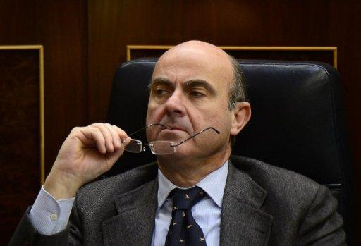 Spain rules out Irish-style bailout