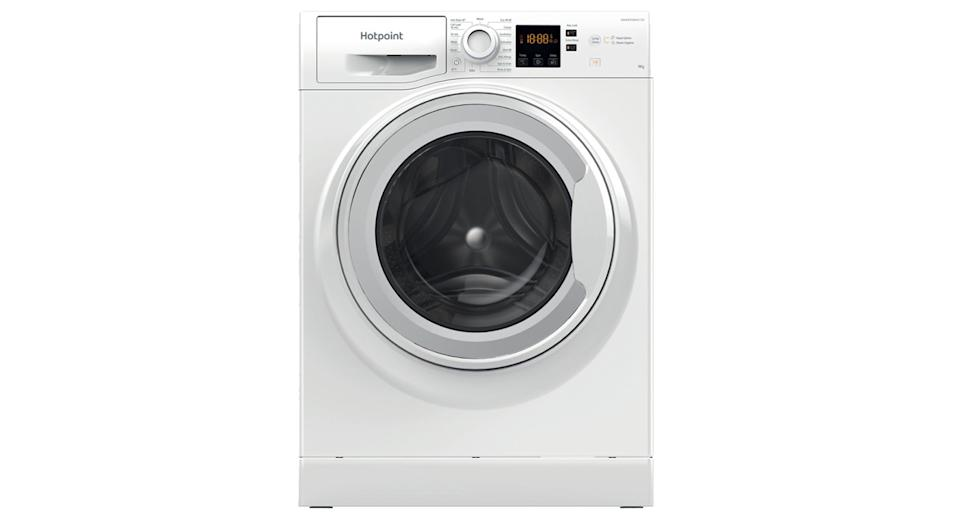HOTPOINT Core NSWR 963C WK UK N 9 kg 1600 Spin Washing Machine