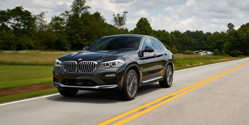 2019 Bmw X4 Driven Back For A Second Generation