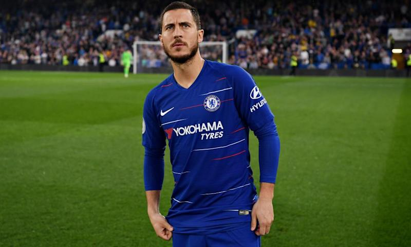 Eden Hazard has again been sensational for Chelsea