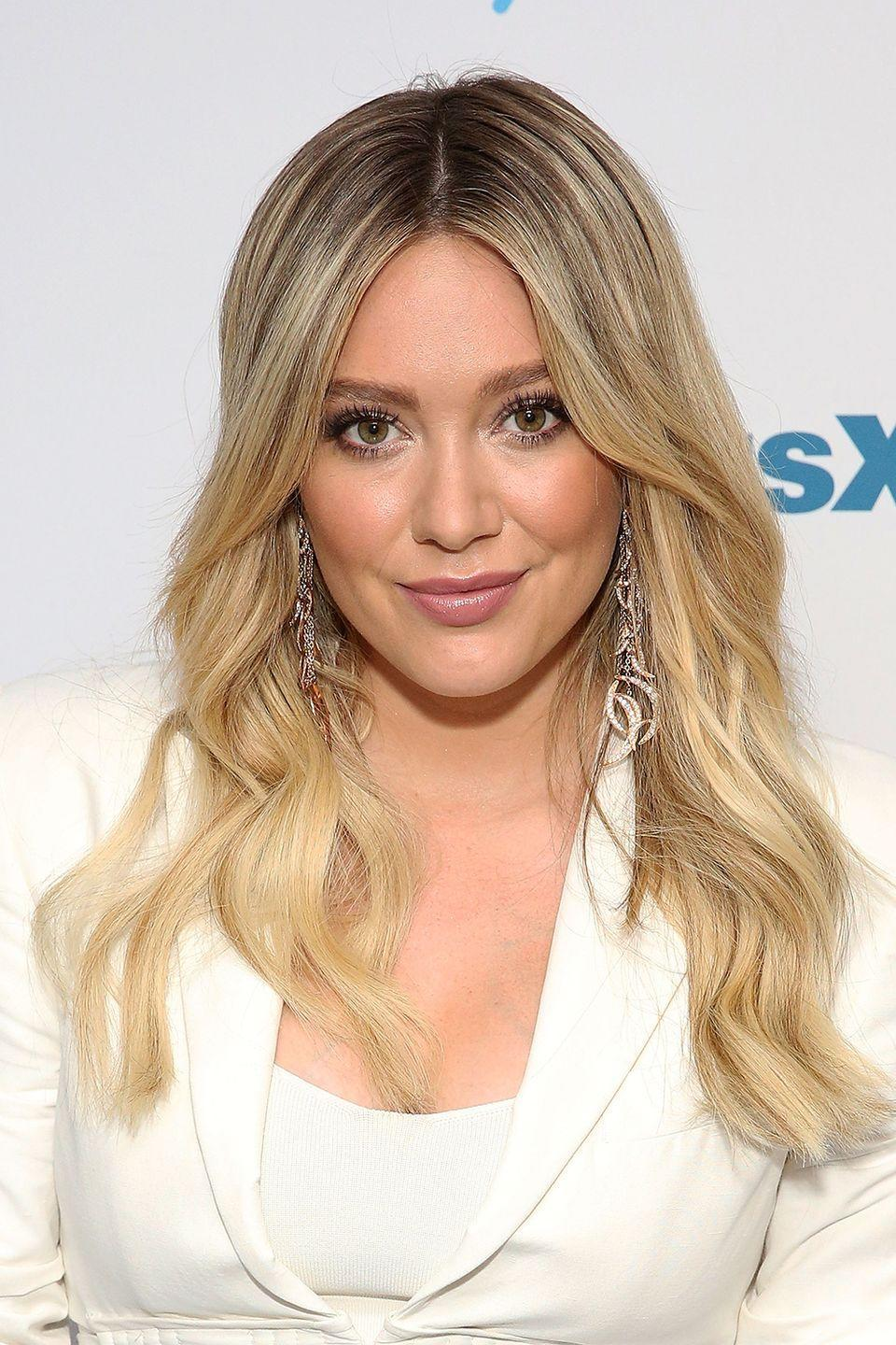 """<p>Hilary Duff has had a lot of feelings about pre-marital sex—for one she says <a href=""""http://www.foxnews.com/entertainment/slideshow/2017/08/08/celebrities-who-saved-themselves-for-marriage.html#/slide/hilary-duff"""" rel=""""nofollow noopener"""" target=""""_blank"""" data-ylk=""""slk:people don't really make it sound that special"""" class=""""link rapid-noclick-resp"""">people don't really make it sound that special</a>. And that's one of the reasons she waited until she said """"I do.""""</p><p>""""It's harder having a boyfriend who's older because people just assume. But [virginity] is definitely something I like about myself. It doesn't mean I haven't thought about sex, because everyone I know has had it and you want to fit in,"""" she told <em>Elle</em> magazine in 2006. """"But when they talk about it, it doesn't sound special, like you would imagine it to be. It just seems like everybody has slept with each other—you know what I mean?"""" </p>"""