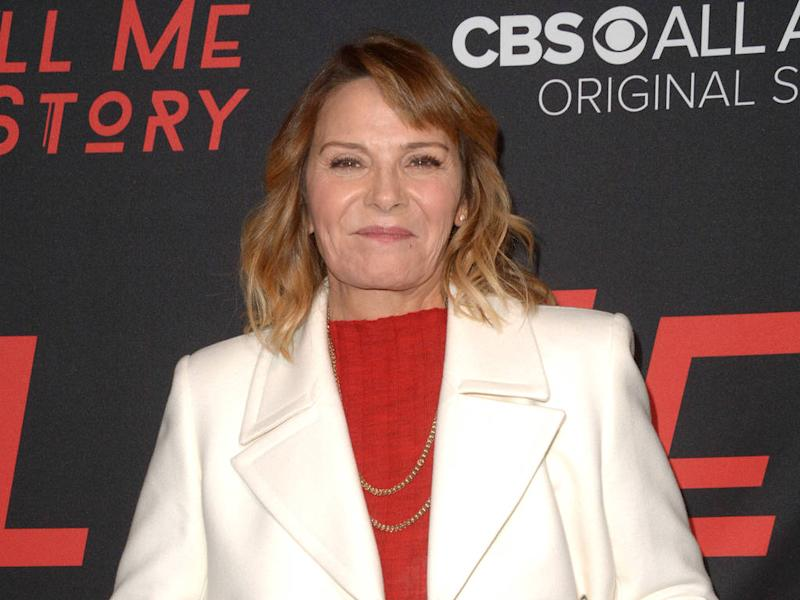 Kim Cattrall's TV return helped her work through 'mid-life crisis'