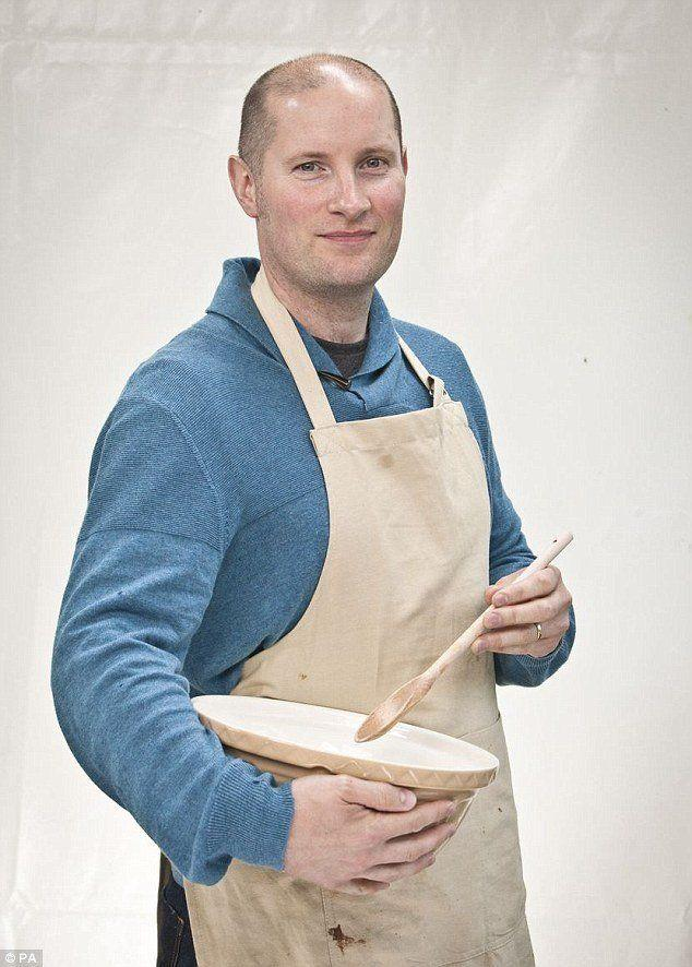 Richard was an early favourite to win last year's 'Bake Off' but despite not walking away with the title he's gone on to enjoy success outside of his building business. As well as his popular blog, richardburr.london, he regularly appears at food festivals around the country and has just published his first book, 'B.I.Y. Bake It Yourself' (see what they did there?).