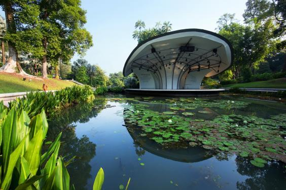 Relieve some of that travel stress at Singapore Botanic Gardens (Marklin Ang)