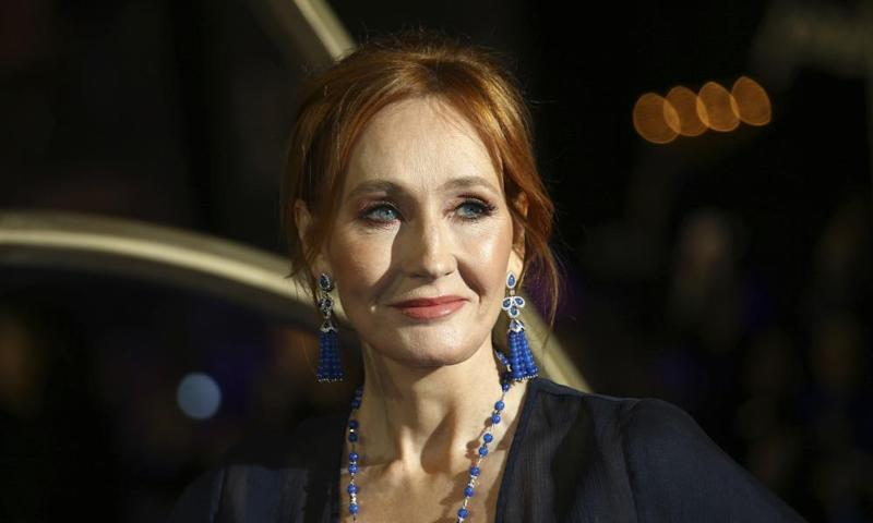 Harry Potter creator JK Rowling has been accused of transphobia after a series of controversial tweets.