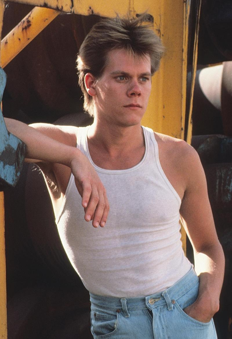 Bacon in 'Footloose'Paramount/Kobal/Rex