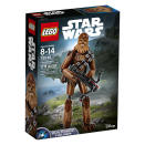 """<p>""""Roar into battle with everyone's favorite Wookiee, Chewbacca! Strap on his ammo belt and bag, grab his spring-loaded bowcaster and put him in a cool battle pose. This is the biggest, baddest (yet still lovable) Lego Wookiee ever!"""" $34.99 (Photo: Lego) </p>"""