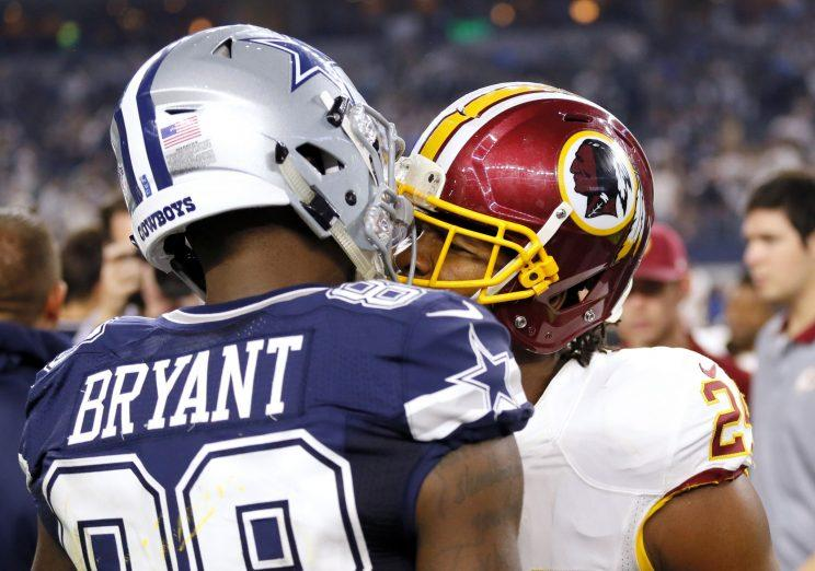 Josh Norman Blasts Nfc East Rivals Odell Beckham And Dez Bryant