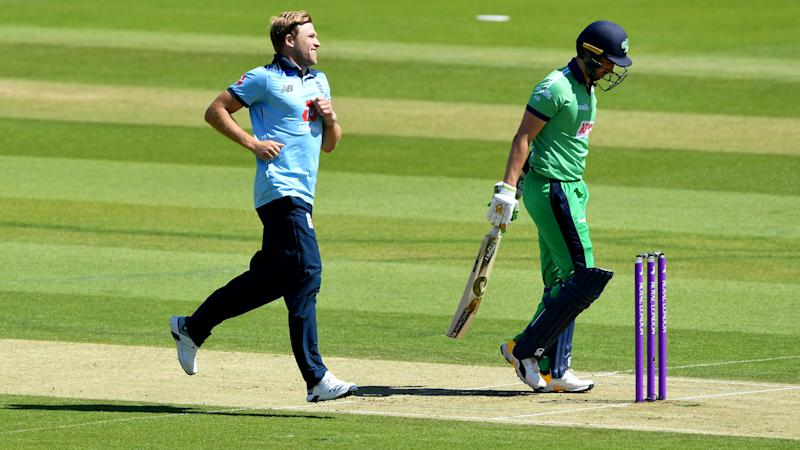 David Willey has plenty more to offer England after successful return