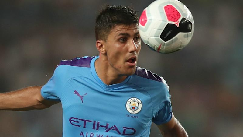 Rodri: Adapting to 'overwhelming' Man City not easy