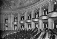 <p>The Al. Ringling Theatre opened in 1915. It was been operating continuously ever since. The venue is home to a variety of entertainment, from movies to opera. </p>