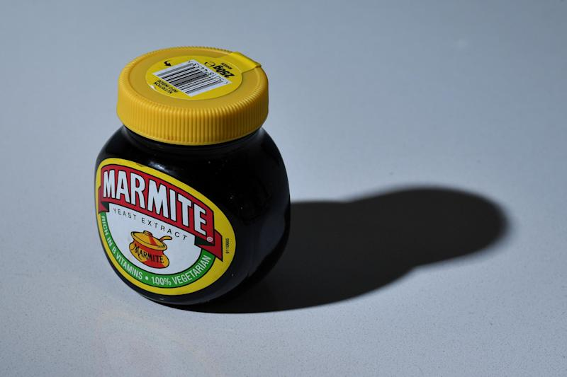 Unilever, which brands include Marmite and Pot Noodle, fired a warning shot at the technology firms: AFP/Getty Images