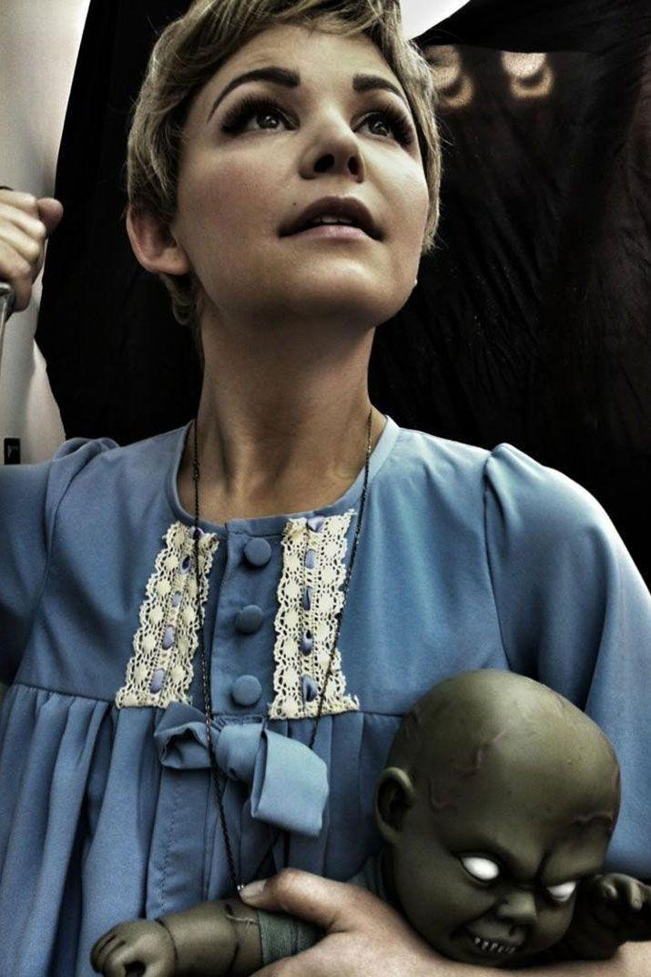 <p>Ginnifer Goodwin as Rosemary Woodhouse from <em>Rosemary's Baby</em>.</p>