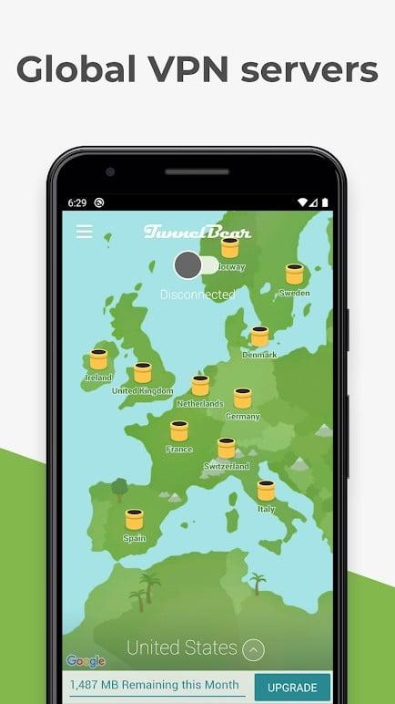 best vpn for android tunnelbear3