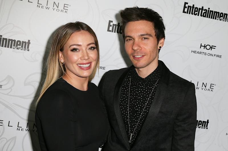Surprise! Hilary Duff is pregnant