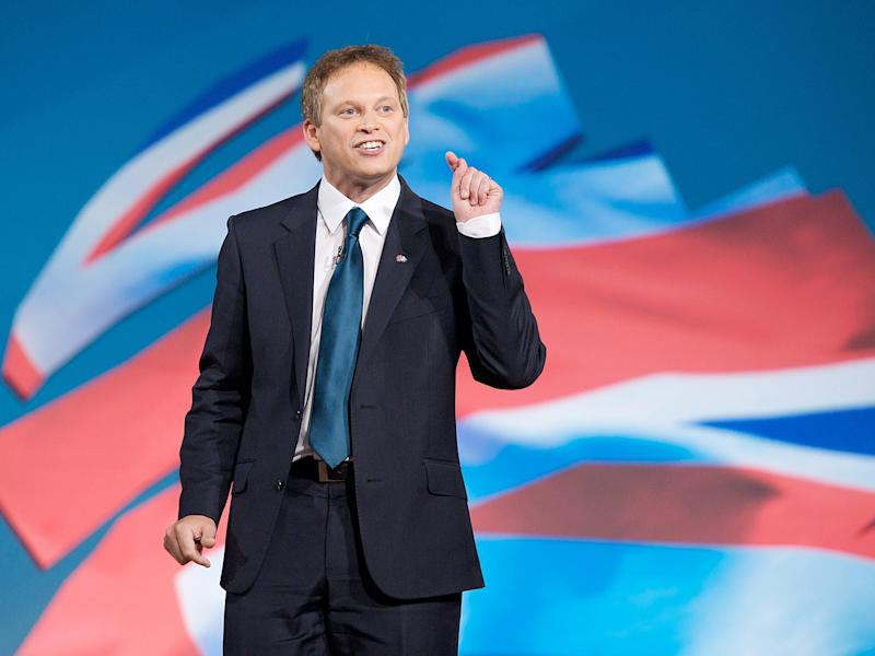 Grant Shapps was told to 'shut up' by Andrea Leadsom: Elliot Franks