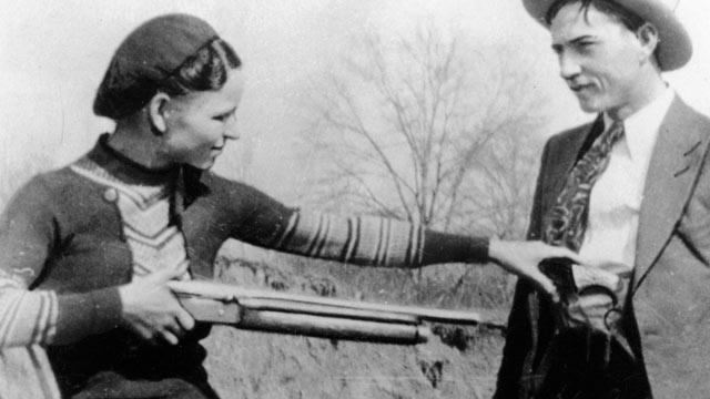 Bonnie and Clyde's Guns Expected  to Fetch up to $200K Apiece