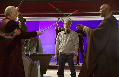 Should Star Wars: Episode VII 'use less CGI'?