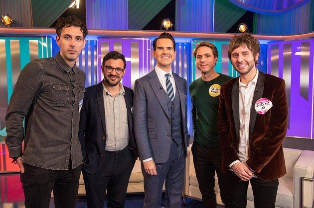 The Inbetweeners reunion (Credit: Channel 4)