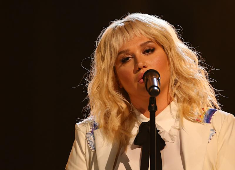"""Kesha Reveals the Beautifully Authentic Reason She Dropped the """"$"""" From Her Name"""