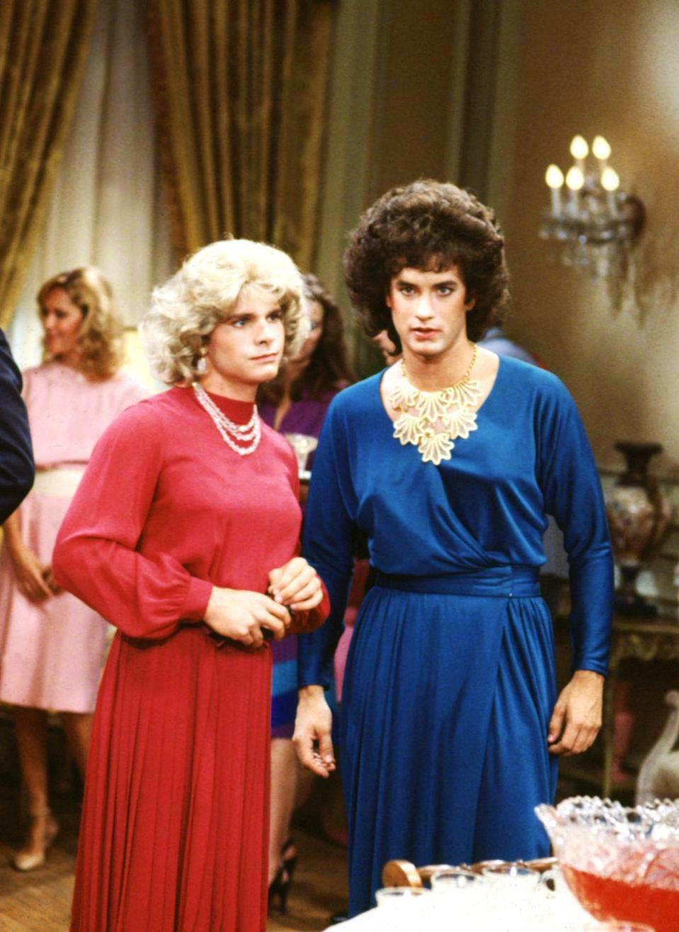<p>This lighthearted comedy starring Tom Hanks isn't as offensive as others on this list, but the plot just isn't feasible today. A show about two men dressing in drag in order to score cheap rent in an all-female apartment building doesn't make any sense in today's more enlightened culture when it comes to gender identity. </p>