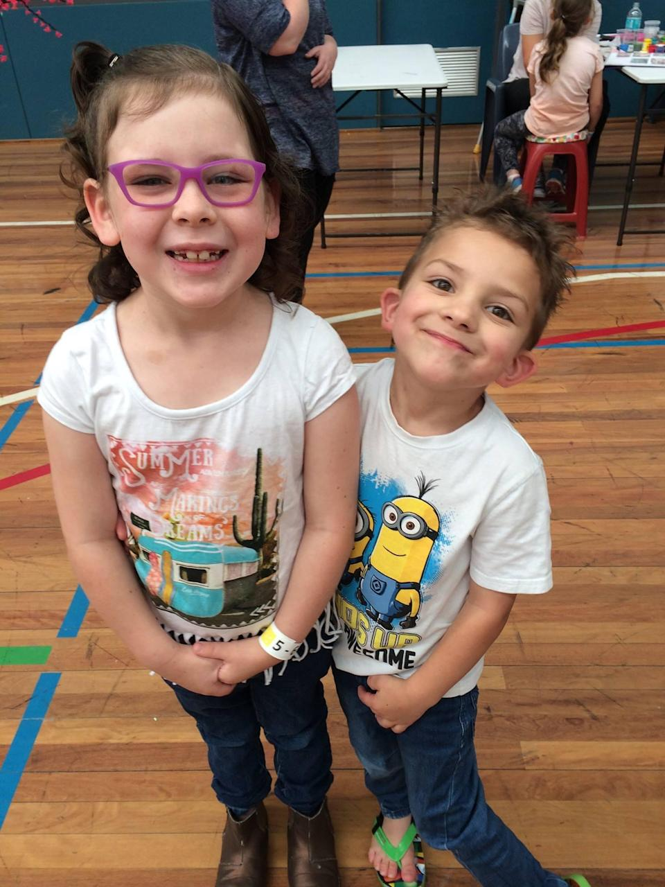 hannah and liam have the same genetic disorder Neurofibromatosis