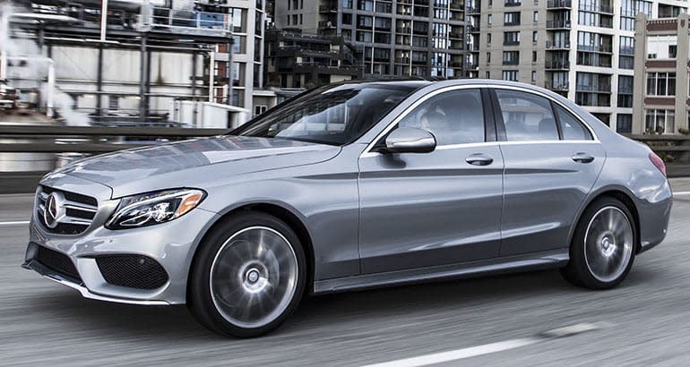 Luxury cars with the most comfortable ride and some less for Mercedes benz c300 consumer reports
