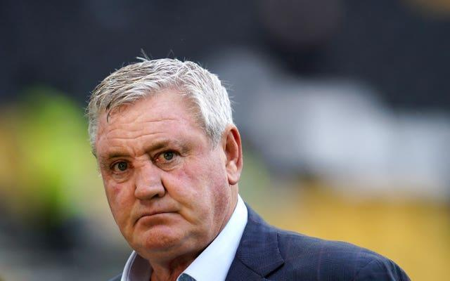 Newcastle boss Steve Bruce is yet to secure a Premier League victory this season