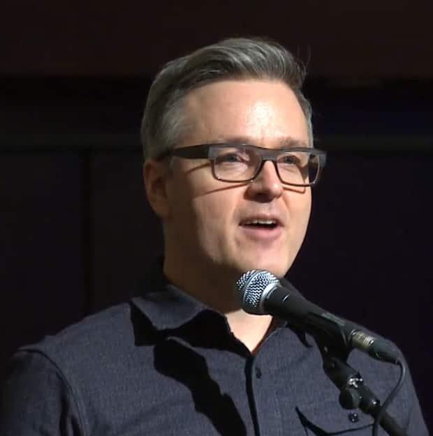 Glen Hansman, the former president of the B.C. Teachers' Federation, made a series of comments about Barry Neufeld's opposition to the province's curriculum on sexual orientation and gender identity. Neufeld is suing him for defamation.