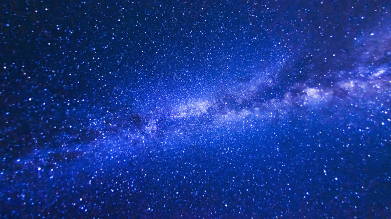 Looking up at the Milky Way, it's hard to imagine what it would be like to be up close and personal with the centre of our home galaxy -a site located a huge 26,000 light years away.