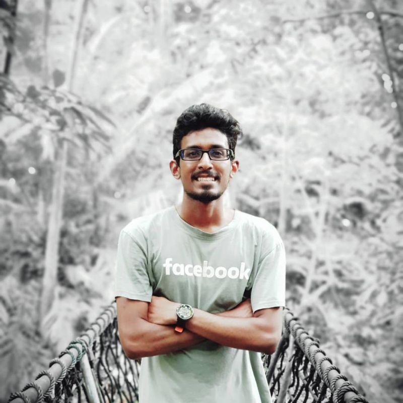 Software engineer Lingeswaren Supurmaniam said he wants to be allowed to have a gathering with loved ones who were also fully vaccinated. — Picture courtesy of Lingeswaren Supurmaniam