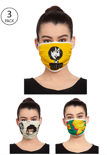 Lockdown 2.0: Designer masks, luxurious hand wash and sanitizers