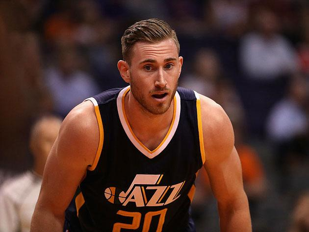 The Celtics hope to lure Gordon Hayward away from the Jazz. (Getty)