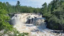 """<p><em>Splish! Splash! </em>Those are the sounds you'll likely hear when hiking Ely, Minnesota's <a href=""""https://www.tripadvisor.com/Attraction_Review-g43044-d6454478-Reviews-Kawishiwi_Falls_Trail-Ely_Minnesota.html"""" rel=""""nofollow noopener"""" target=""""_blank"""" data-ylk=""""slk:Kawishiwi Falls Trail"""" class=""""link rapid-noclick-resp"""">Kawishiwi Falls Trail</a>. It's famous for its gushing, gorgeous falls and easy-to-traverse path.</p><p><a class=""""link rapid-noclick-resp"""" href=""""https://go.redirectingat.com?id=74968X1596630&url=https%3A%2F%2Fwww.tripadvisor.com%2FAttraction_Review-g43044-d6454478-Reviews-Kawishiwi_Falls_Trail-Ely_Minnesota.html&sref=https%3A%2F%2Fwww.countryliving.com%2Flife%2Ftravel%2Fg24487731%2Fbest-hikes-in-the-us%2F"""" rel=""""nofollow noopener"""" target=""""_blank"""" data-ylk=""""slk:PLAN YOUR HIKE"""">PLAN YOUR HIKE</a></p>"""