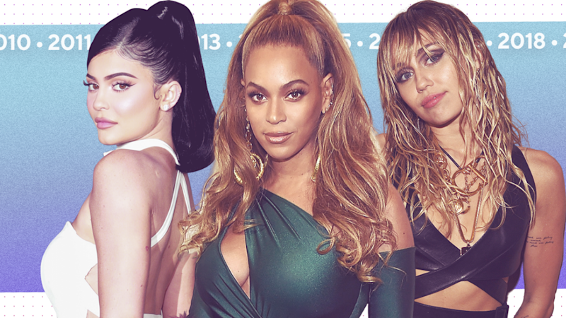 A Decade of Instagram: How Kylie Jenner, Beyoncé and More Transformed Pop Culture