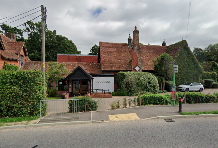 Staff at the Concorde Club in Eastleigh are 'shaken up' by abusive emails sent to them. (Google)