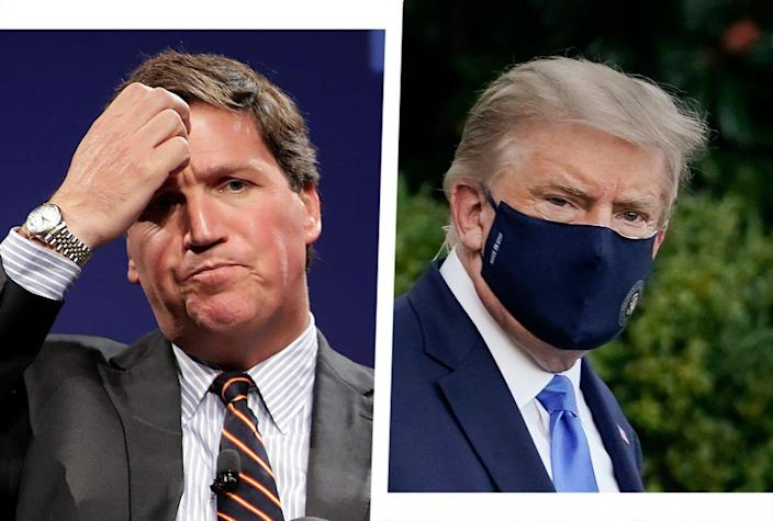 Donald Trump; Tucker Carlson